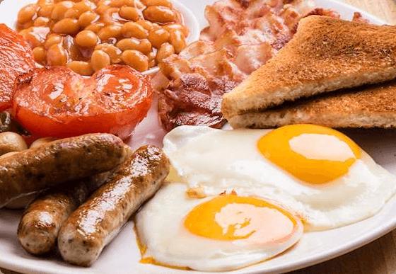 The Palarine Breakfast